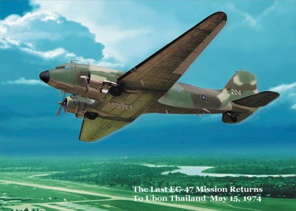 Final Mission of the EC-47