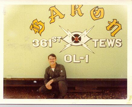 Bruce at Ubon, 1973